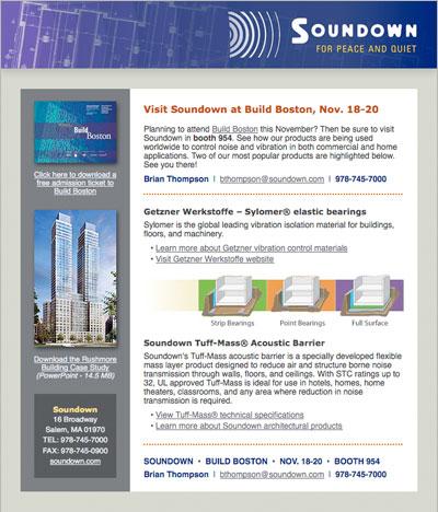 Trade Show Invitation for nice invitations design